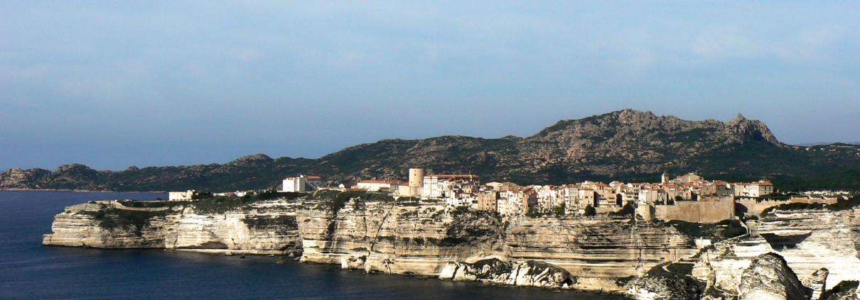 Bonifacio sud Corse